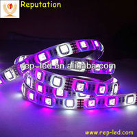 Waterproof high lumen multicolor color 2years warranty promotional led ribbon