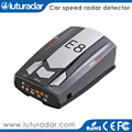 E8 car speed control limited radar detector with voice LED display