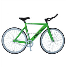 high quality 700c aluminum alloy colorful bike 700c bicycle fixed gear bike