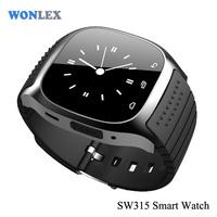 Wonlex Bluetooth Smart Wrist Watch Phone Mate,Sports Watches Barometer/Thermometer/Stopwatch Smart wrist band