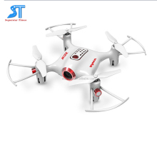 2017 Newest SYMA X21W Mini RC Quadcopter WIFI 720P HD Real-time FPV Pocket toy drone Wholesale