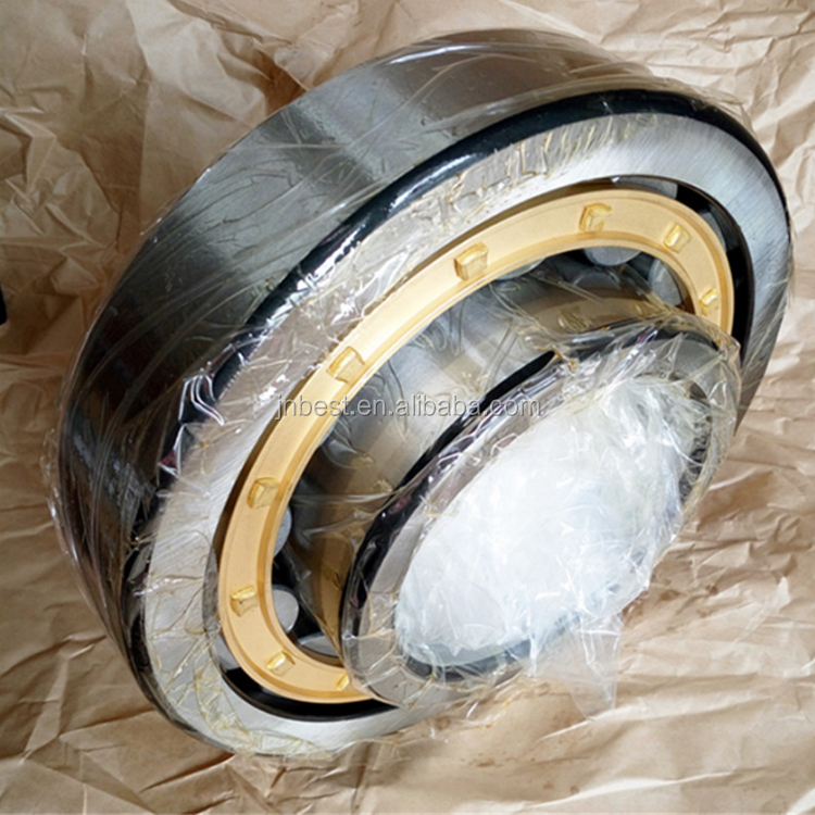 75*115*20mm nn 100 models cylindrical roller bearing NU1015 M for mini hydroelectric generator