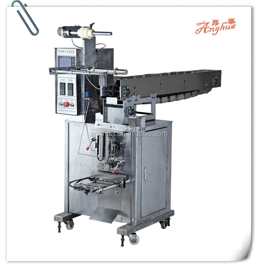 Vertical Type Pillow Bag Fruit Pulp Packaging Machine