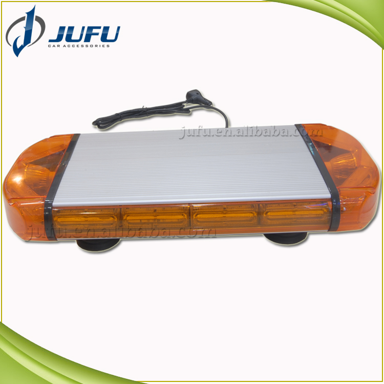 120W amber vehicle top roof LED warning emergency light bar for truck