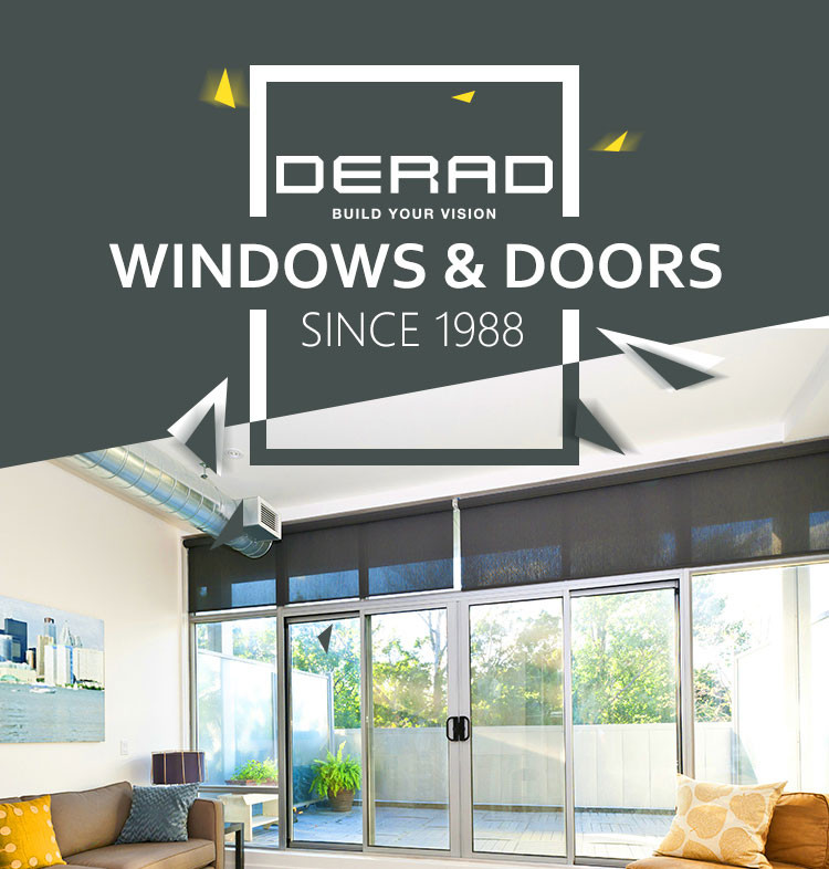Classic Design Customized Wood-Aluminium Lift&Slide Door