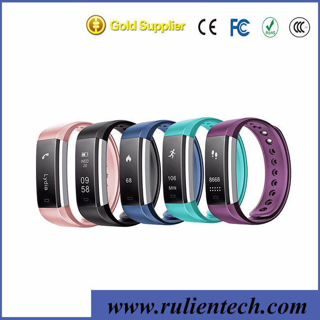 Smart Bracelet Health Sleep Monitoring Smart Band Very Fit Smart Wristband