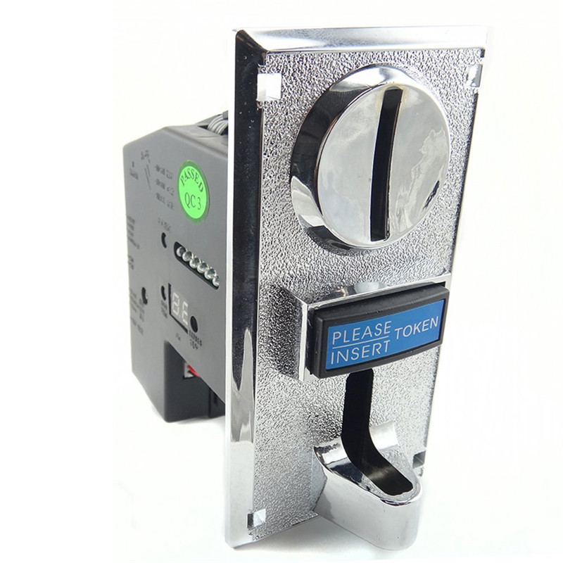 Cheap price of electronic multi coin acceptor for vending machine