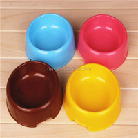 wholesale cheap price custom plastic pet dog food bowl for sale