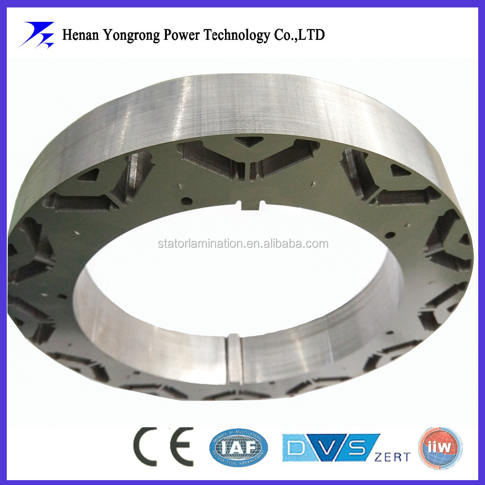 List Manufacturers Of Stator And Rotor Lamination Buy