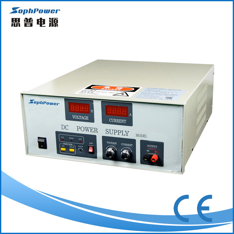 Eco-friendly 60Hz single phase DC power supply 600watts