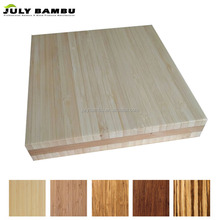 100% solid wood worktop for bamboo Counter top for bamboo table