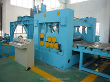High-speed steel coil cut to length line