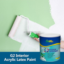 Superior Finish Excellent Hiding G2 Flat Paint for Walls