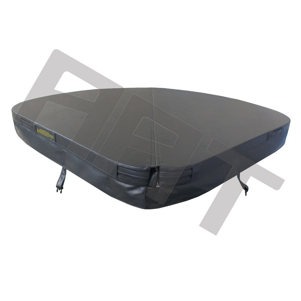 high quality Leather hottub cover