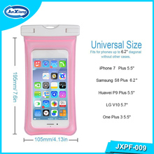 Waterproof Case Heavy-Duty Universal Waterproof Cell Phone Dry Bag Pouch For Apple iPhone 7 6 5, for Samsung S8 S7 S6