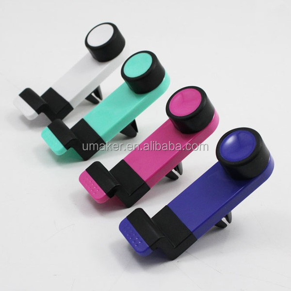 360 Degree Rotating Universal Car Air Vent cell phone Holder For Mobile Phone
