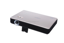 Windows 10 Projector DLP 4K 3D Wifi beamer for Office School Meeting Smart Media HDMI
