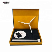 Hottest selling portable miniature souvenir solar <strong>windmill</strong>