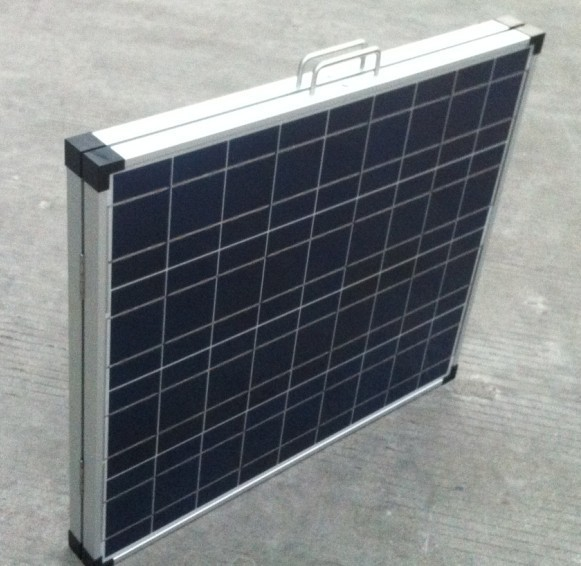 Portable Rv Solar Systems : Jcn folding rv portable solar panels cells from german