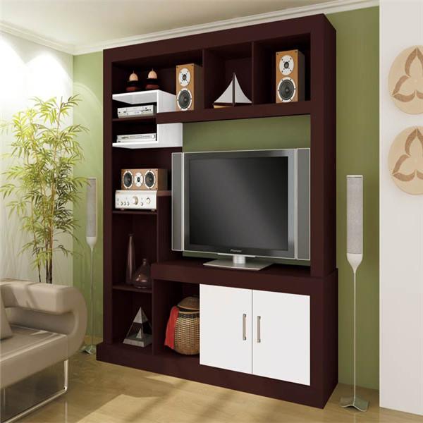 Hotsale Design Living Room Furniture Lcd Tv Wall Units