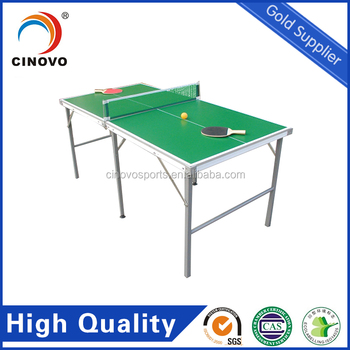 mini ping-pong table