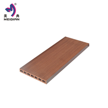 Decorative outside /indoor wood plastic cheap wooden composite fence panels