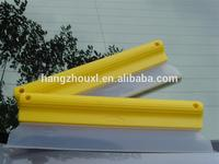 T shape silicone automobile squeegee,glass window cleaning tool
