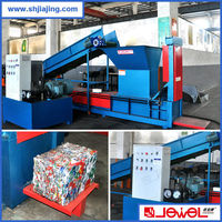 CE approved baler machine for beer cans with 20 years'experience