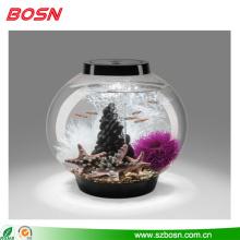 2017 new style sphere clear acrylic fish aquarium