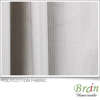 Best selling polycotton fabric door panels curtains buy for Best place to buy fabric for curtains
