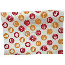 Burger foil wrap,Food wrap paper with aluminum foil layer