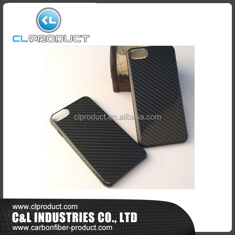 Luxury Good Looking Carbon Phone Case