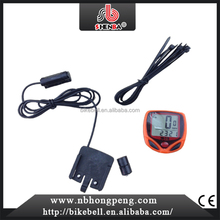 2015 Bicycle Accessories Wholesale Cycling Wireless Lcd Computer