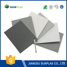 Factory price different kinds of HIPS texture plastic plate