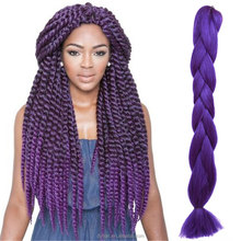 JFY Hot Sale Best Price Factory Supply 100% cheap synthetic braiding hair