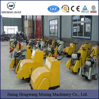 Concrete Road Cutter With Gasoline Engine