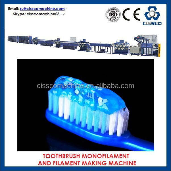 toothbrush making machine