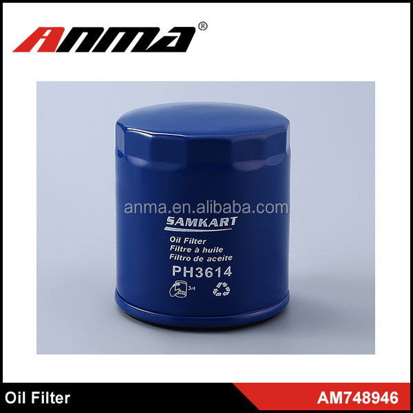High quality OEM oil filter / car oil filter