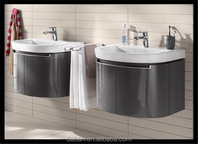 fashion curved bathroom cabinet hardware of vanity basins buy vanity