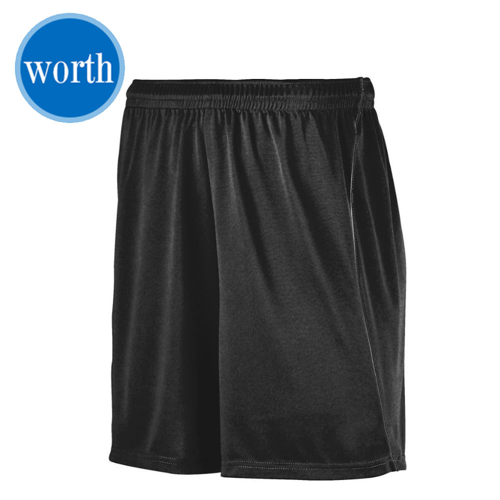 Microfiber Softball Shorts with Piping under Custom Labeling Service
