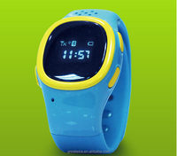 Smart Children GPS Watch Q50 GSM GPRS GPS Locator Tracker Anti-Lost Smartwatch Child Guard for iOS Android