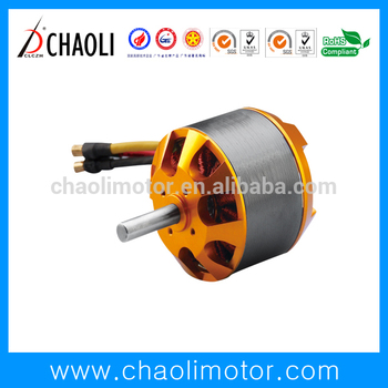 Professional engine motor CL-WS6362W with metal brush