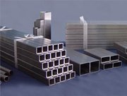 GALVANIZED STEEL PIPE AND PROFILE