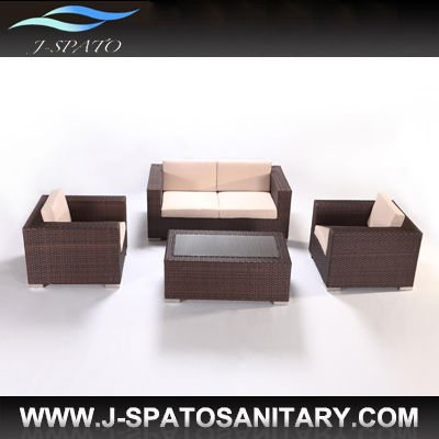 New Rattan Outdoor Sectional Sofa