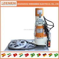 Motorized rolling shutter door opener/Automatic roller up Shutter elevator