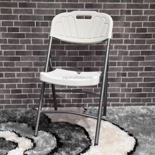Metal plastic folding chair for sale