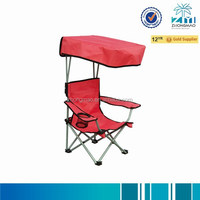 Kids Camping Chair With Canopy