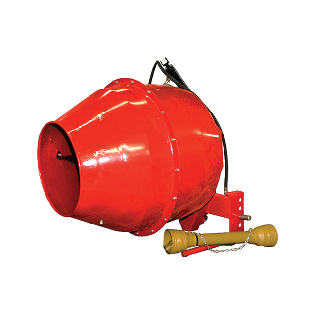 5 cu ft 3-Point Cement mixers Concrete Mixer of farm garden tools for small compact tractor 25hp,model: 5CM-1
