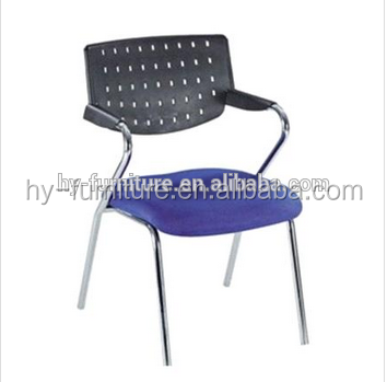 High Quality Office Furniture Stackable Waiting Room Chair with Fabric Cushion Seat
