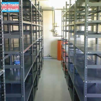 Nice Quality Metal Slotted Angle Steel Rack